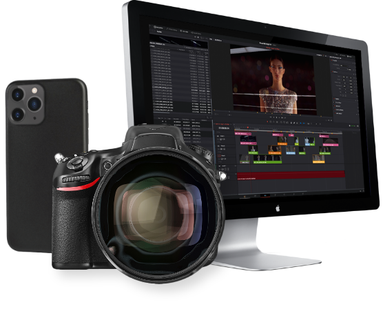Video Editing Services where you get an instant quote and book online